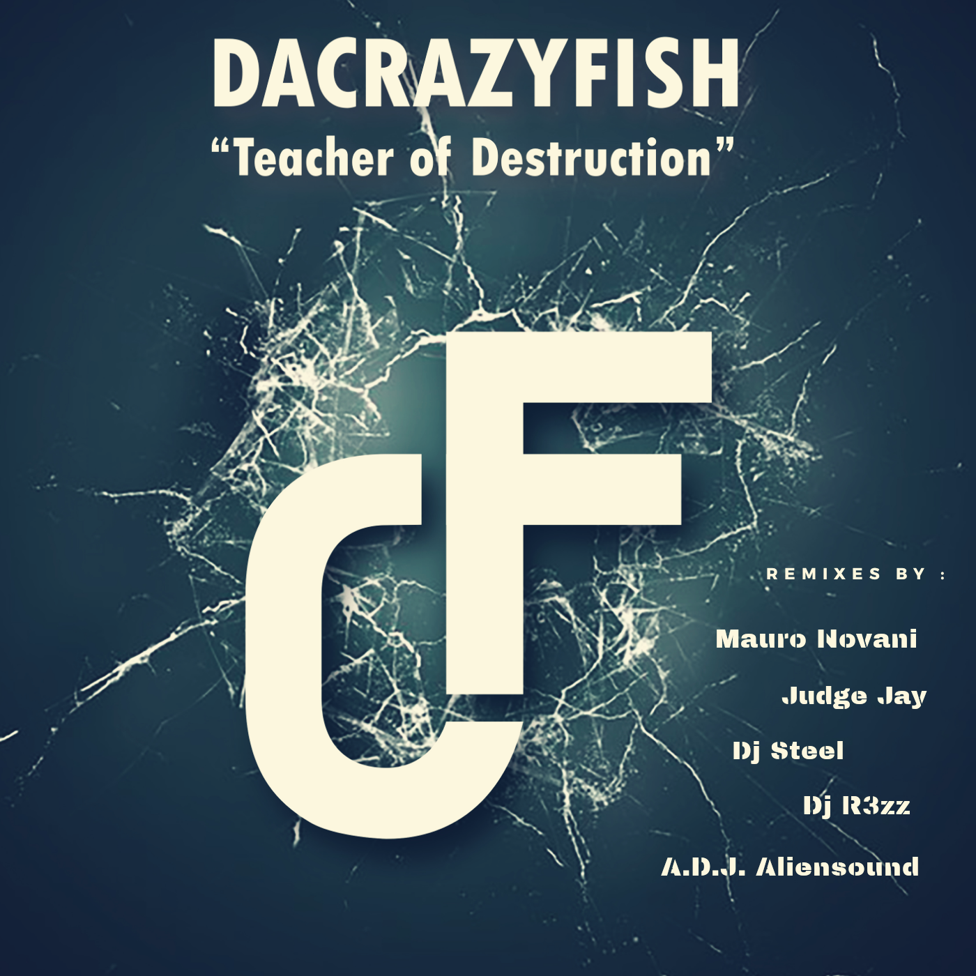 """Teacher of destruction"" - DaCrazyFish"