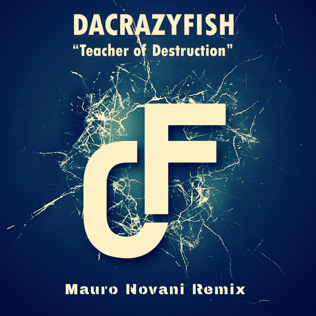 """Teacher of Destruction"" - Mauro Novani Techhouse Remix"